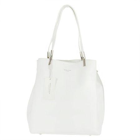 aca5b2156c7b2 Biała elegancka torebka damska na lato David Jones